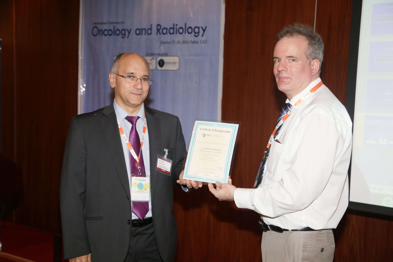 Cancer conference - Dr. Borislav D Dimitrov