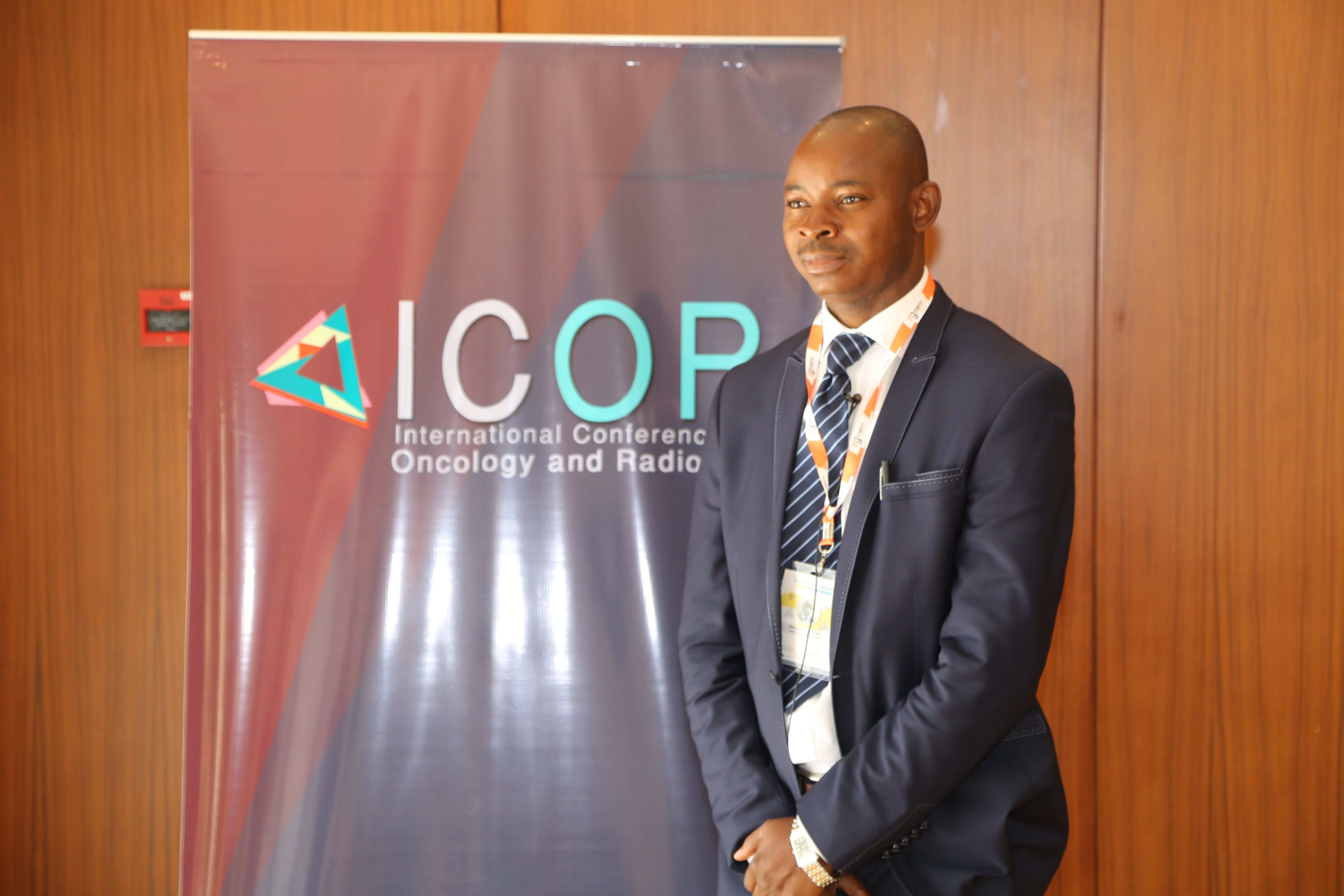 Cancer research conferences - Dr. Chinedu Simeon Aruah