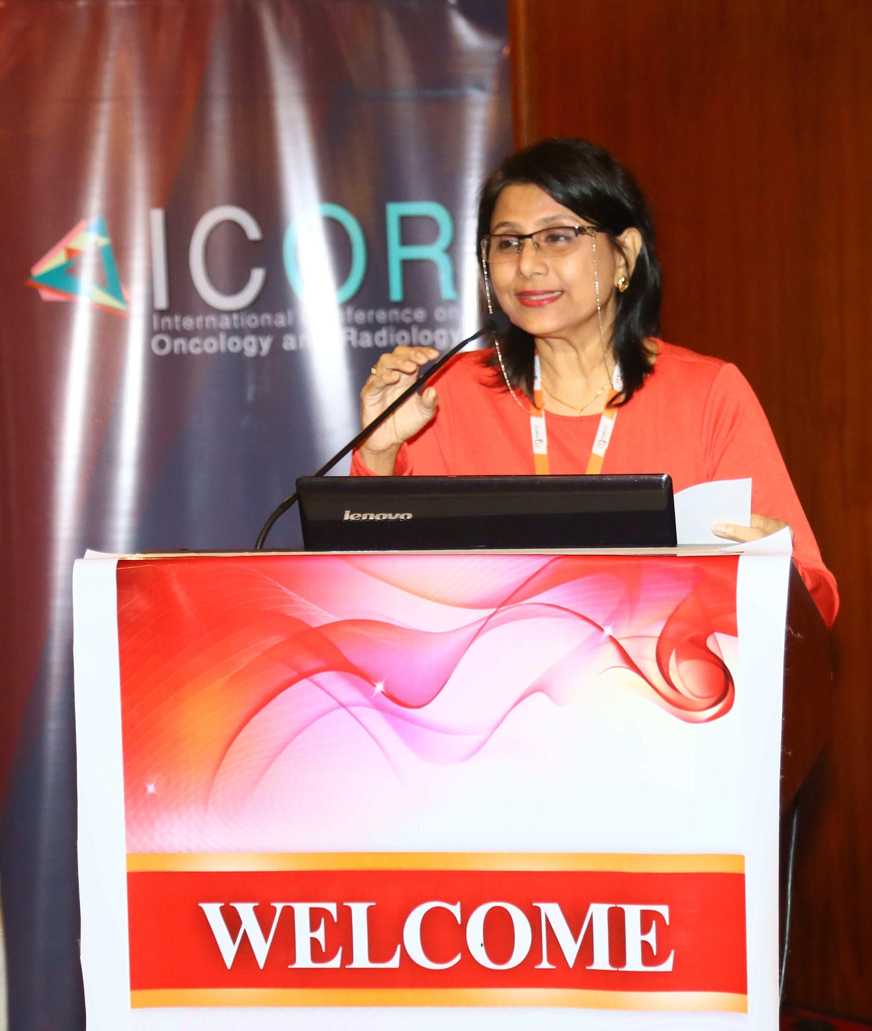 Cancer education conferences - Dr. Debjani Dasgupta