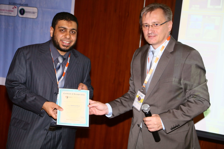 Cancer education conferences - Dr. Mahmoud Rezk