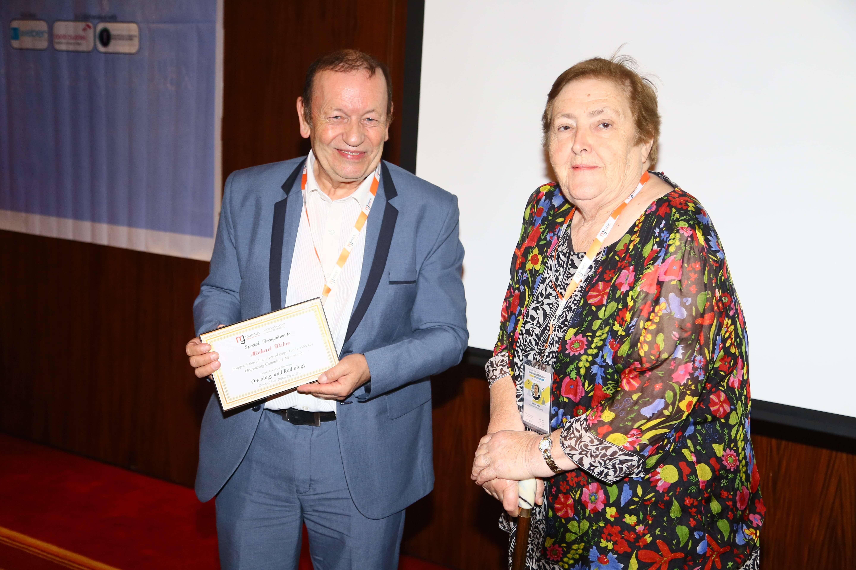 Cancer Conferences - Dr. Michel weber