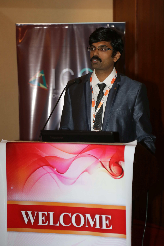 Cancer education conferences - Dr Ravi Kiran Pothamsetty