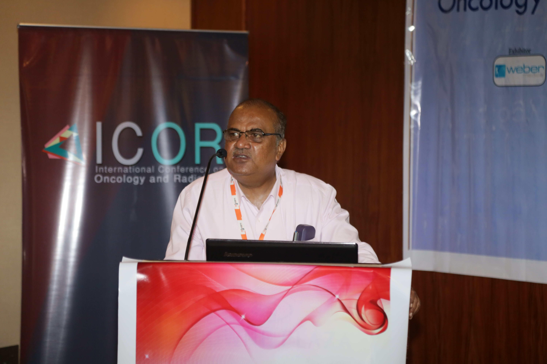 Cancer Conferences - Dr. Virendra Vyas