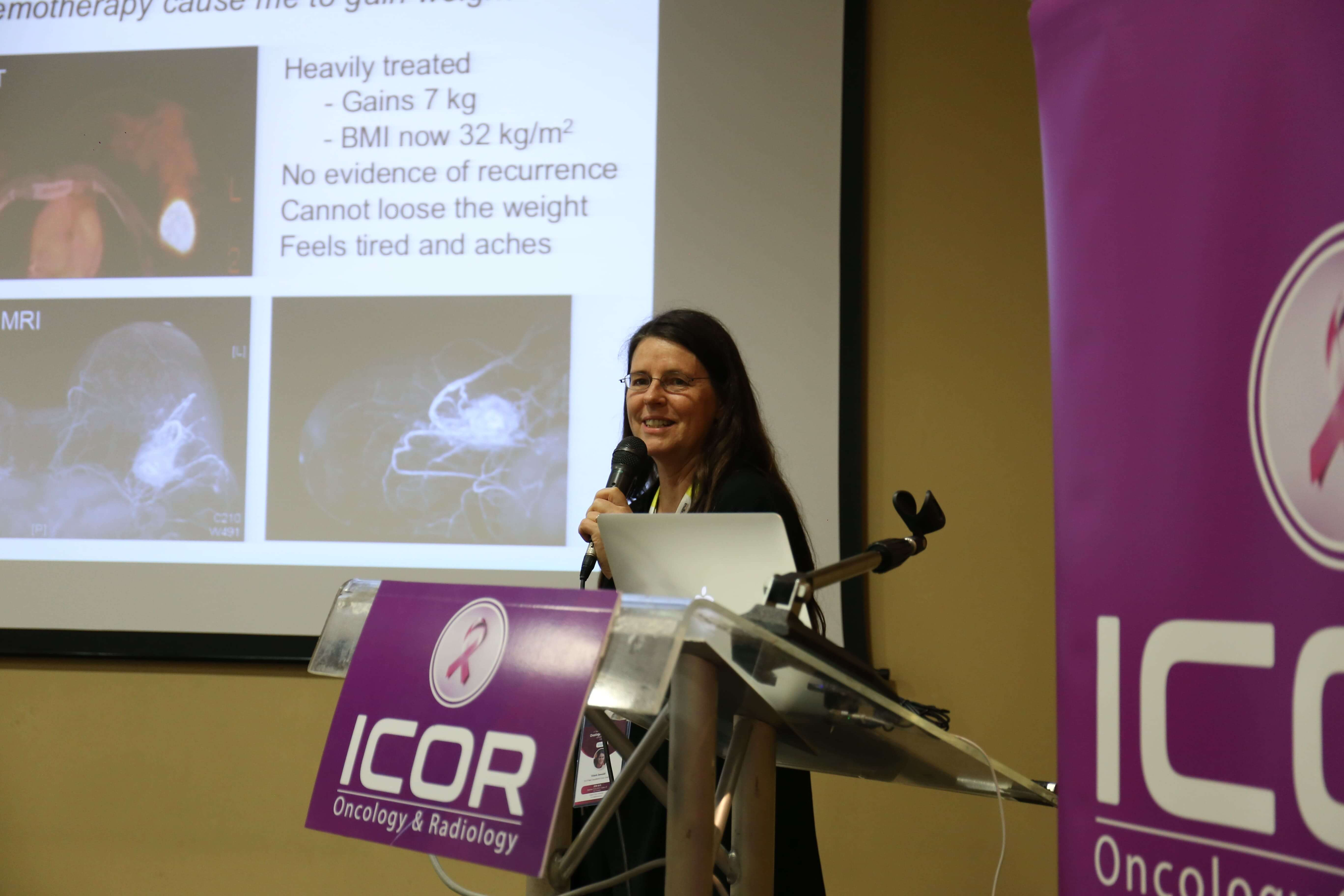 Cancer research conferences - Victoria Seewaldt