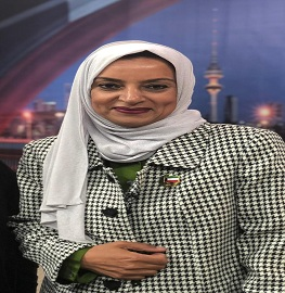 Potential Speaker for Neonatology Conferences - Maha Jassim Bourusly
