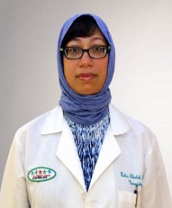 Renowned Speaker for Neonatology Conferences - Rubia Khalak